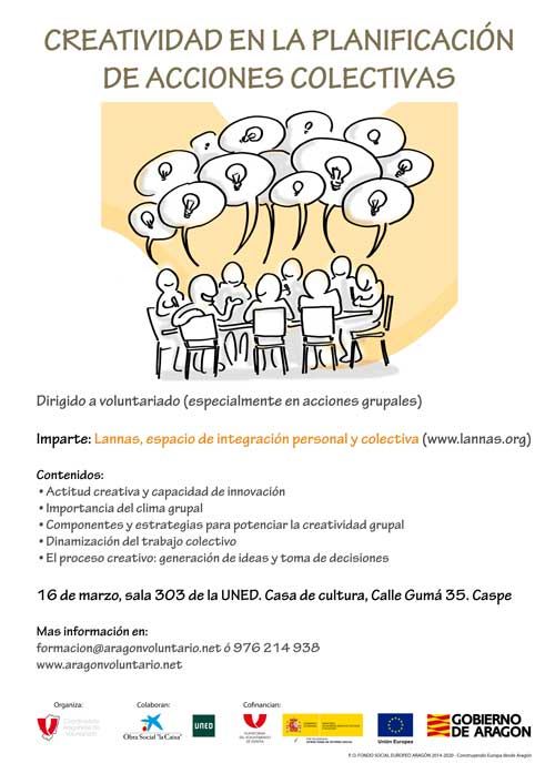 TALLER VOLUNTARIADO